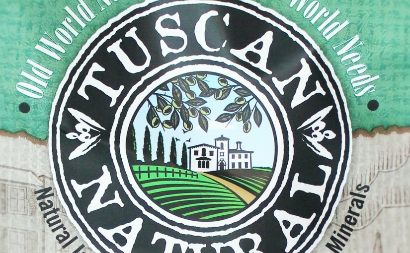 Tuscan Natural…        The Power of Olive Oil & YourPet