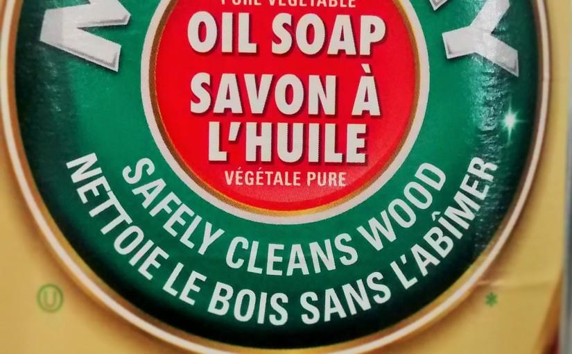 Murphy's Oil Soap & YourDog
